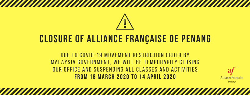 Closure of alliance française de penang(1)